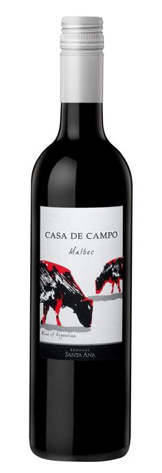 Casa de Campo Malbec. Wine of Argentina.