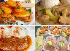 Nejlepší recepty z masa   NejRecept.cz Tacos, Mexican, Chicken, Meat, Ethnic Recipes, Food, Fine Dining, Essen, Meals