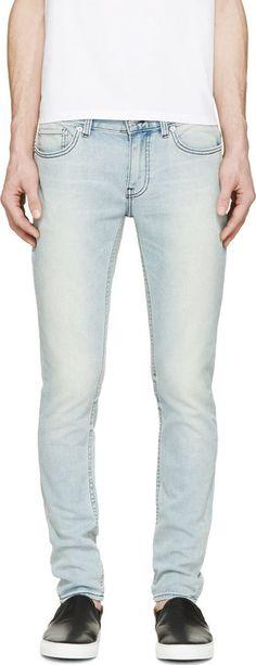 BLK DNM Skinny Jeans. #blkdnm #cloth #jeans | Blk Dnm Men ...