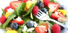 Fruity Snap Pea Salad