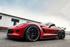 Corvette Z06 by BBM Motorsport, good for 700hp thanks to custom air intake system and software adjustment. http://www.carid.com/  #chevrolet…  -  CARiD - Google+