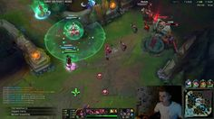 """""""Oh we have a Gnar"""" https://www.youtube.com/watch?v=TFkE18eo4hE #games #LeagueOfLegends #esports #lol #riot #Worlds #gaming"""