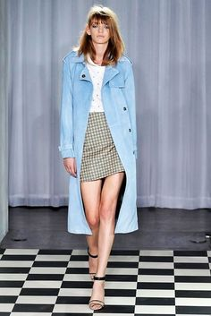 Top Coats Fashion Trend Spring/Summer 2014 | British Vogue