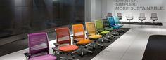 Büromöbel und Büroeinrichtung in allen Farben