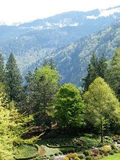 Minter Gardens, Chilliwack, British Columbia.