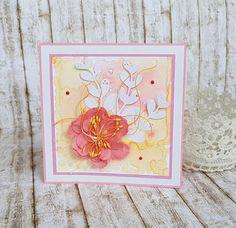 Ellienette: Die Farben des Sommers 2 Your Cards, Thank You Cards, Ink, Frame, Decor, Cards, Appreciation Cards, Picture Frame, Decoration