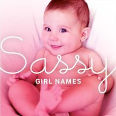 Baby girl names and middle names you'll love.