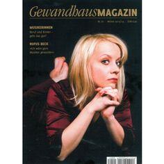 Rufus Beck im Gewandhaus MAGAZIN 81/2014 - die Zeitschrift für Freunde des Gewandhauses zu Leipzig : Hier direkt versandkostenfrei bestellen!
