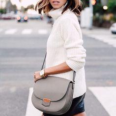 Celine 'Trotteur' Bag, the perfect companion of every fashion journey. #Repost from @vivaluxuryblog #Celine #CelineTrotteur