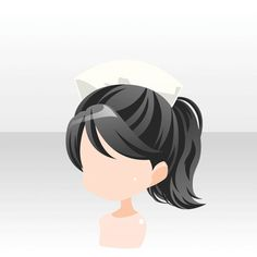 Fantasting Drawing Hairstyles For Characters Ideas. Amazing Drawing Hairstyles For Characters Ideas. Loose Hairstyles, Ponytail Hairstyles, Anime Hairstyles, Designs To Draw, Drawing Designs, 3d Drawing Techniques, Really Curly Hair, Chibi Hair, Hair Sketch