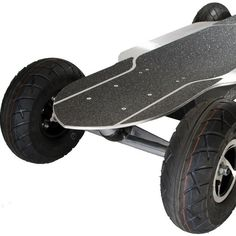 Aluminium All-Terrain Electric Skateboard #Dope
