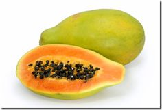 Heath Benefits of Papaya! It has been proven to be a natural remedy for many ailments. In traditional medicine, papaya seeds are anti-inflammatory, anti-parasitic, and analgesic, and they are used to treat stomach-ache and ringworm infections.