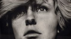 Drawing done with pencil by Hercules Versiani Model - Carolin Galler Paper - Schoeller Size -...
