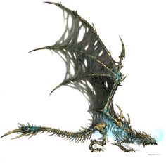 Frost Wyrm - World of WarCraft: Wrath of The Lich King