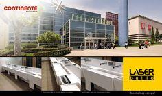 Produtos Laser Build no Continente de Matosinhos. #Mediclinics #LaserBuild #WC #Arquitectura #Engenharia #Construção #Shopping #Norte #Continente #HiperMercado
