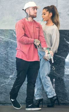Mac Miller & Ariana Grande: The Big Picture: Today's Hot Pics