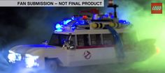 Me So Nerdy: LEGO to Produce 30th Anniversary Ghostbusters Playset