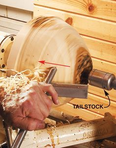 AW Extra 4/4/13 - Turning a Green Wood Bowl - Popular Woodworking Magazine