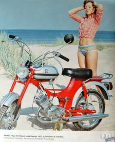 FLANDRIA RECORD 5 'SPECIAL'   Moped   Pinterest
