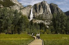Tips and tricks from 50 years of loving Yosemite (By John Flinn, SF Chronicle): Follow the arrow to the Pohono Trail and enjoy some of Yosemite's best viewpoints without the Glacier Point crowds. On June 30, 1864, as the Civil War was beginning its final summer of carnage, President Abraham Lincoln took time out to create America's first national park.