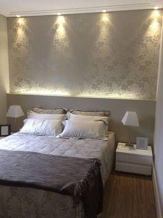 Bedroom Lamps Design, Bedroom False Ceiling Design, Master Bedroom Design, Home Decor Bedroom, Living Room Decor, Coffee Shop Interior Design, Interior Design Living Room, Furniture Sets Design, Bed Wall