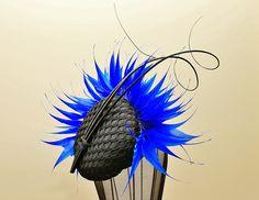 """""""Ultraessence"""" stylish designer headwear by milliner Sandy Aslett"""