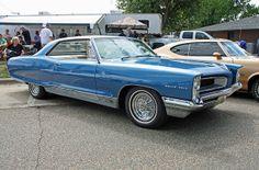 1966 Pontiac Grand Prix Hardtop Coupe