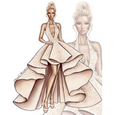 63 trendy fashion ilustration ilustraciones de moda Best Picture For fashion sketches step by step F Dress Design Sketches, Fashion Design Sketchbook, Fashion Design Drawings, Fashion Sketches, Croquis Fashion, Fashion Drawing Dresses, Fashion Illustration Dresses, Fashion Dresses, Dress Outfits