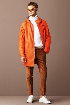 Ochre & Orange