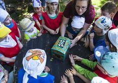 Kinderbetreuung mit viel Spannung. Alle Infos zum Familotel Borchard's Rookhus gibt es hier: http://kinderhotel.info/kinderhotel/familotel-borchard-s-rookhus
