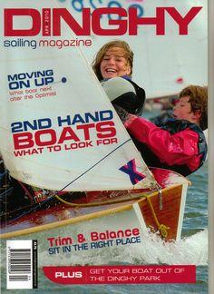 Dinghy & Sailing magazine.