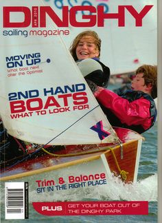 Dinghy & Sailing magazine.