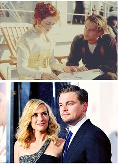 Oh Kate and Leo.