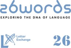 Visit www.26words.org to find out about an amazing project!
