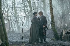 Outlander Season 4: The infmaous Bear Killer will arrive but with a twist - Blu Berry
