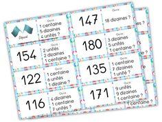 jeu de dominos unités dizaines centaines