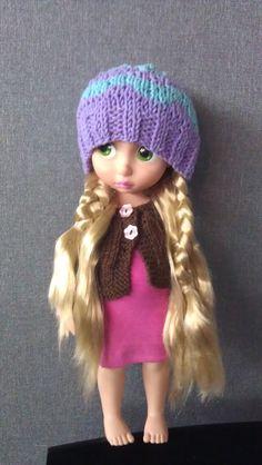 Prinsessa Pieni seikkailee käsityömaailmassa: Aaltoileva pipa Tähkäpäälle ja mekko
