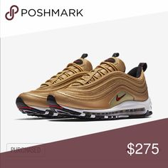 quality design 3d964 0a3c7 Nike airmax 97 (2018) New with box and receipt. Factory laced. Size
