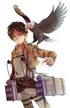 Shingeki no kiojin-Eren