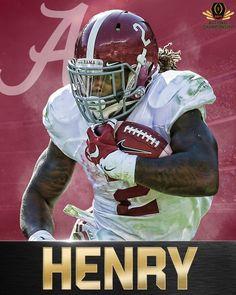 Derrick Henry breaks a 50-yard run for a TD! Alabama wins the National Championship 45 - 40  #Alabama #RollTide #BuiltByBama #Bama #BamaNation #CrimsonTide #RTR #Tide #RammerJammer #CFBChampionship #NationalChampionship