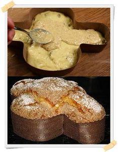 Colomba pasquale, ricetta light per la dieta Dukan - http://www.lamiadietadukan.com/colomba-pasquale-ricetta-dietetica/  #dukan #dietadukan #ricette