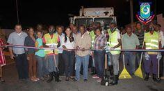Armario de Noticias: Alcaldía de Boca Chica inicia limpieza nocturna en...