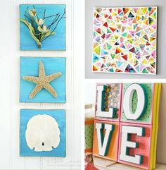 Diy Wall Art Canvas diy canvas wall art ideas | diy canvas, canvas walls and canvases