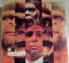 "NAKED APE 12"" MINT VINYL LP ORIGINAL SOUNDTRACK (1973, JIMMY WEBB) RARE CULT COLLECTIBLE ITEM"