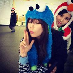 """Cookie Mons-taeng #usj"""