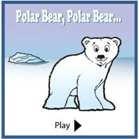 polar bear rhymes, snacks, activities, and booklet