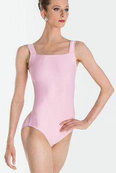1434ae2022 Wear Moi Emeraude Square Cut Dance Leotard Dance Leotards, Dance Uniforms,  Dance Outfits,