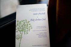 The lovely wedding invites I printed on the cheap...http://becomingmrsdial.com/2012/04/how-did-we-cut-our-wedding-costs-here-are-a-few-tips/