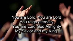 Holy, Holy, Holy (Savior & King)  via Gateway Worship