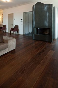 Engineered Ash Wood Flooring. Deep Fired Engineered Ash, Brushed And Oiled